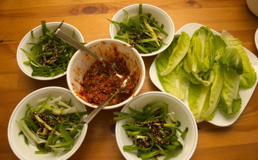 Samgyeopsal-gui (Korean Pork Belly) – It's A Binary World 2 0