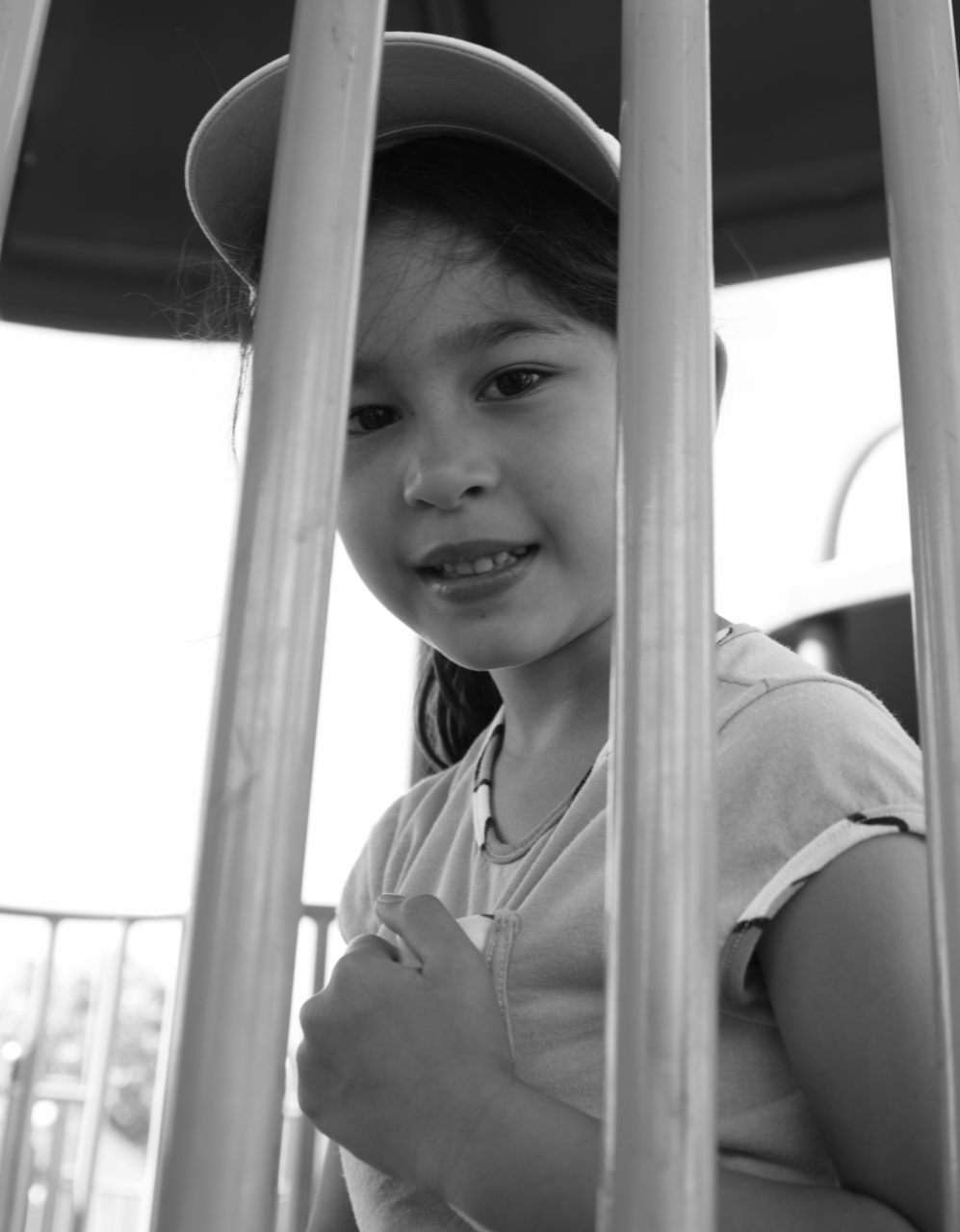 Scarlett at the Park
