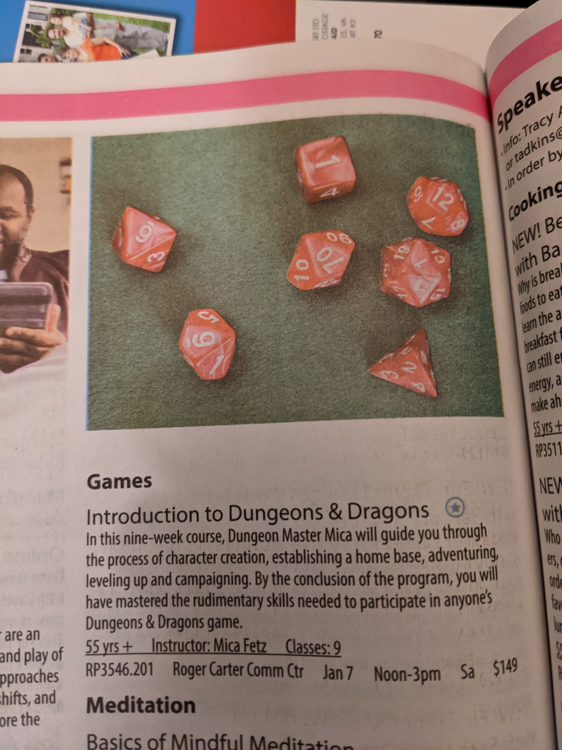 D&D for 55+