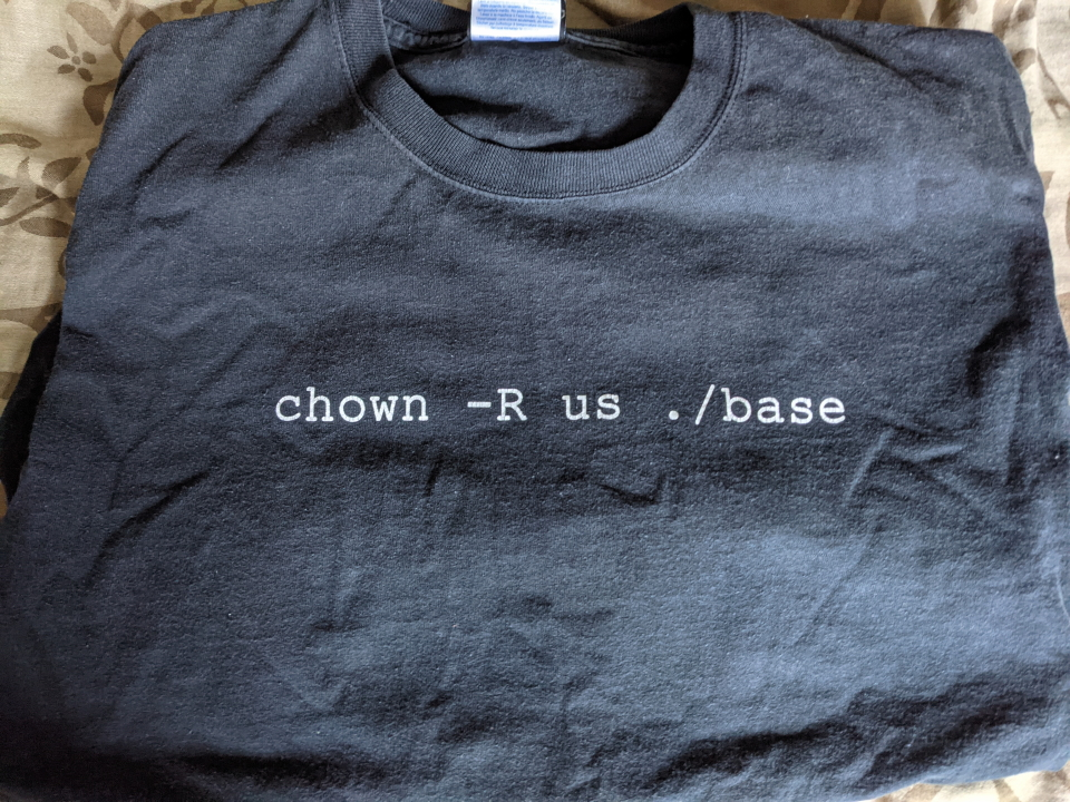 all your base shirt_
